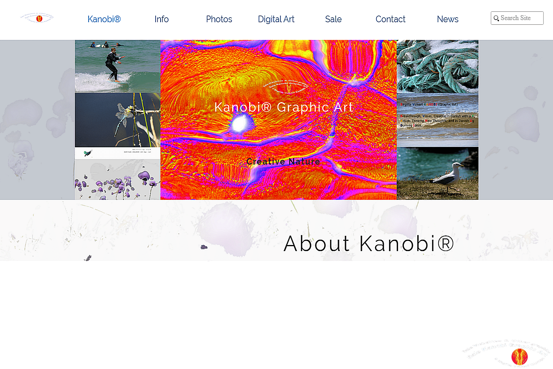Kanobi® Graphic Art English