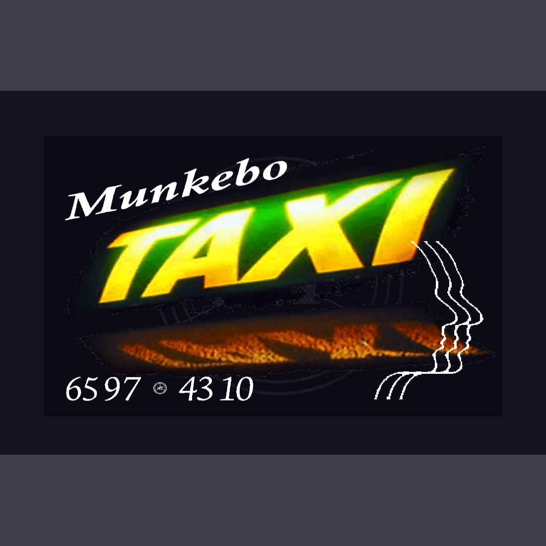 Creation for https://www.munkebotaxi.dk. COVER MUNKEBO TAXI DRIVERS FACEBOOK BY KANOBI® © Drivers card Munkebo Taxi cover Cover Munkebo Taxi drivers facebook by Kanobi®