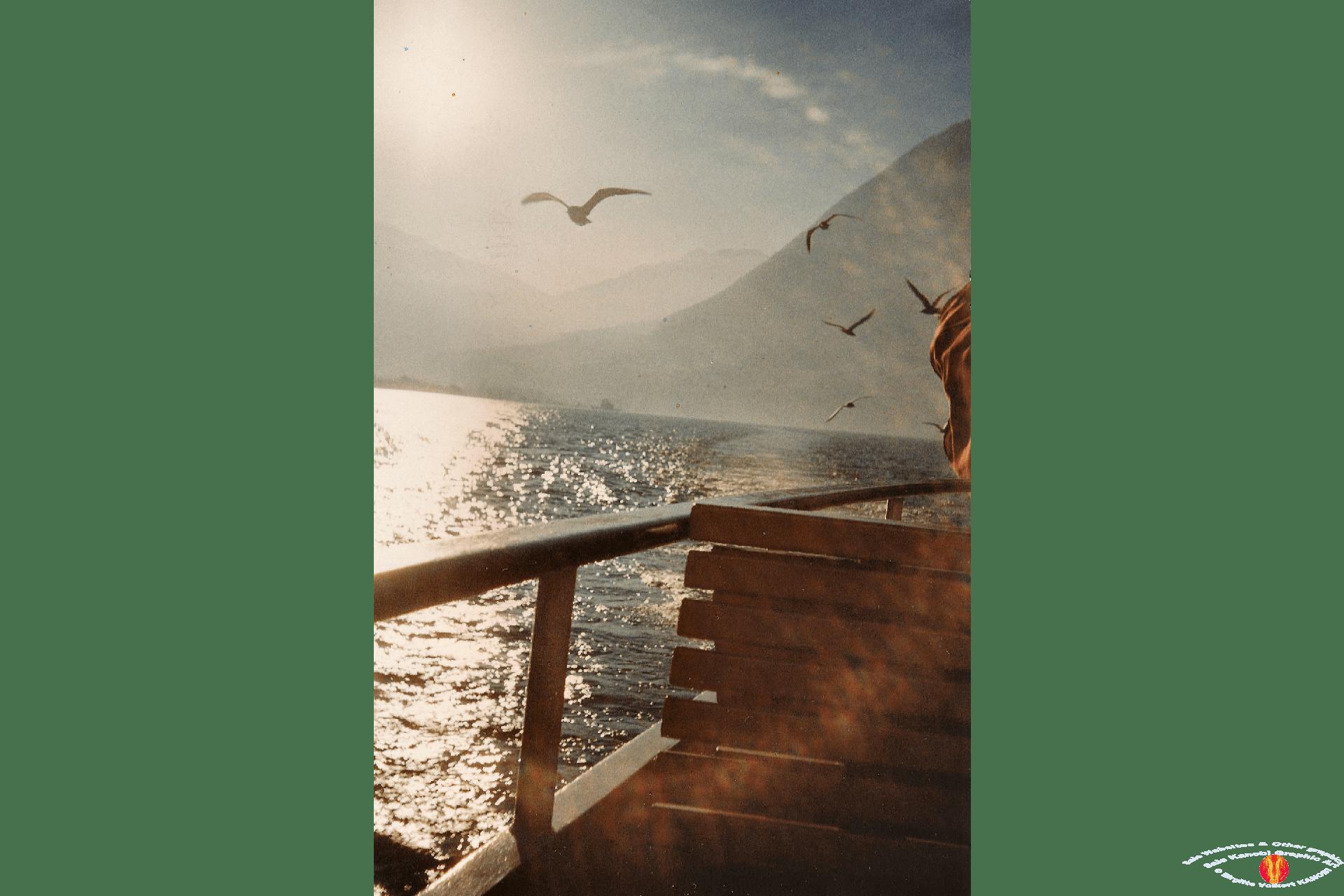 Vierwaldstattersee 1988 ©Kanobi®
